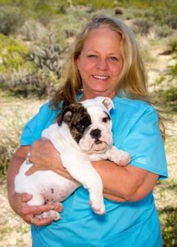 Llynda Sokatch, Professional Groomer at Scottsdale Animal Hospital