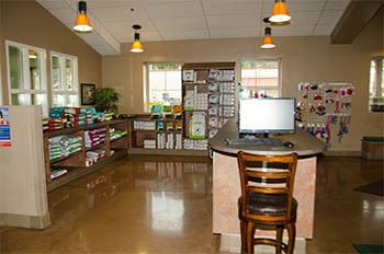 Sumner Animal Hospital office