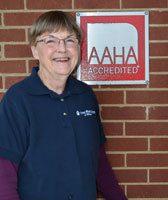 Team member Pat at Animal Medical Clinic - Wheaton