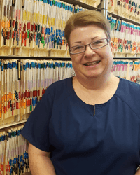 Kathy, Client Service Specialist at Chicopee Animal Clinic