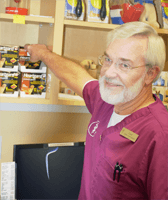 Kent at San Antonio Animal Clinic