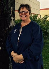 Team member Debra at All City Pet Care Veterinary Emergency Hospital