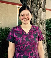 Team member Jenn at All City Pet Care Veterinary Emergency Hospital