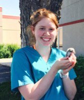 Team member Nikki at All City Pet Care Veterinary Emergency Hospital