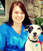 Team member Tanya at All City Pet Care Veterinary Emergency Hospital