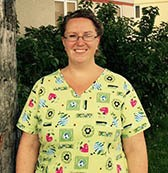 Team member Teresa at All City Pet Care Veterinary Emergency Hospital