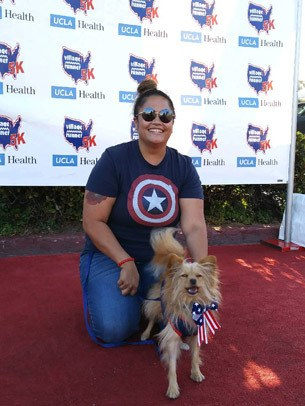 July 4th run for {{location_city}} Animal Hospital