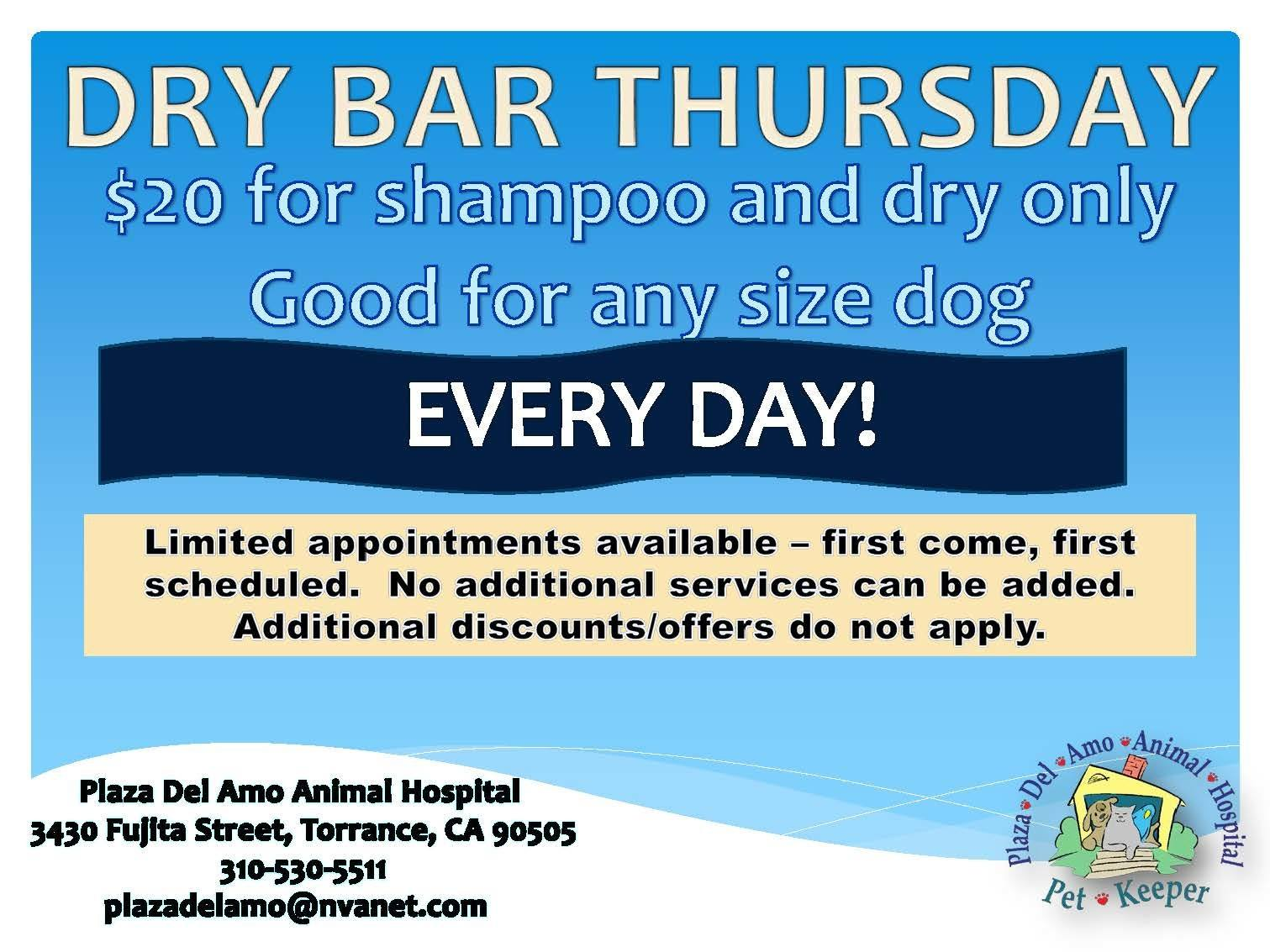 Coupon for pet grooming in Torrance