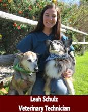 Leah, Veterinary Technician at Pocatello Animal Hospital