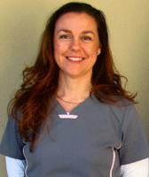 Felicity Alvarez at Hanover Regional Animal Hospital.