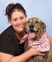 Megan at Tempe Animal Clinic