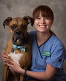 Jamie CVT at Friendship Hospital for Animals