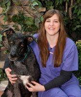 Briana, Vet Tech at Thiensville-Mequon Small Animal Clinic