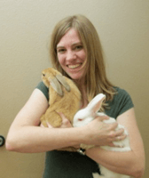 Dr. Alicia Smith at Phoenix Animal Hospital