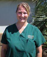 Skye, CVT at Cypress Animal Hospital