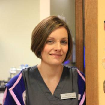 Melissa Mee, Lead Licensed Veterinary Technician at City Creatures Animal Hospital animal clinic.
