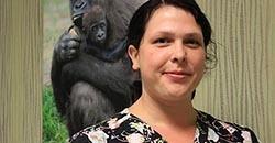 Nicole at Buffalo Animal Hospital