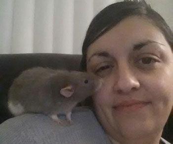 Team member Isabelle at East Ventura Animal Hospital