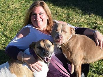 Team member Jill at East Ventura Animal Hospital