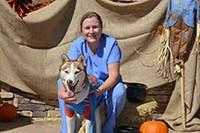 Team member Patti at East Ventura Animal Hospital