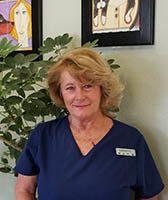 Barbara Culbertson, RVT at Arroyo Grande Animal Hospital