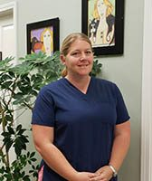 Carol Park, Veterinary Technician at Arroyo Grande Animal Hospital
