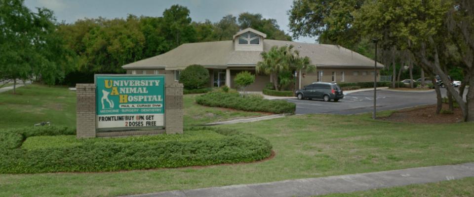 Exterior of clinic in Orlando