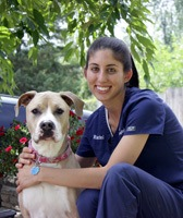 Rachel of Merrimack Veterinary Hospital
