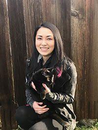 Team member Tiana at North Creek Pet Hospital