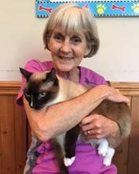 Pam of Pawleys Veterinary Hospital