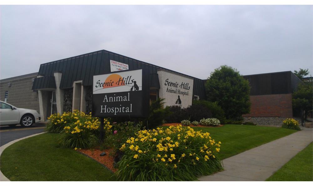 St. Paul animal hospital exterior