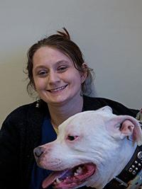 Dana at Mundelein Animal Clinic