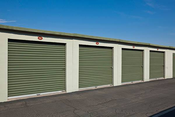 ... Drive Up Storage At Tempe Choice Self Storage In Tempe ...