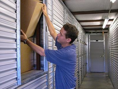 Self Storage Interior Unit