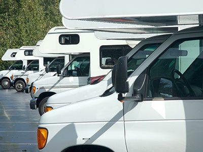 Smart Storage Has RV Parking!