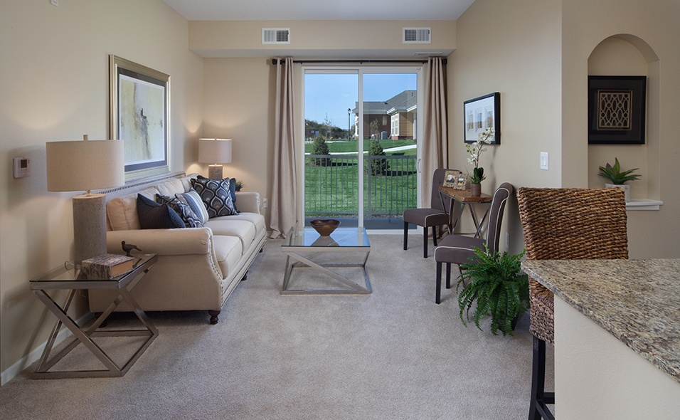 Amenities at the exquisite Skye at Arbor Lakes