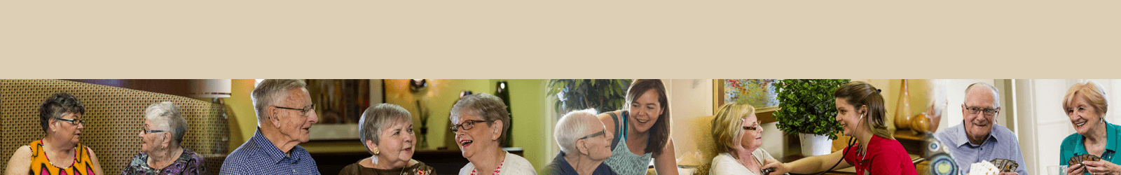 Symphony Senior Living provides very compassionate assisted living services