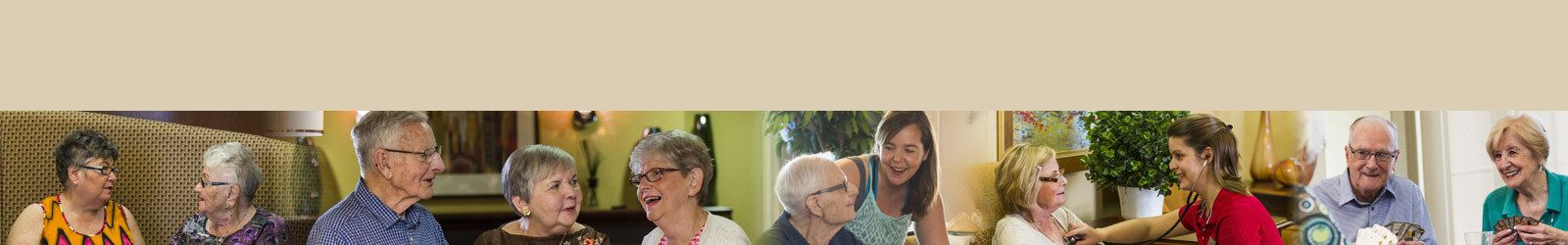 How can we help you at Toronto senior living