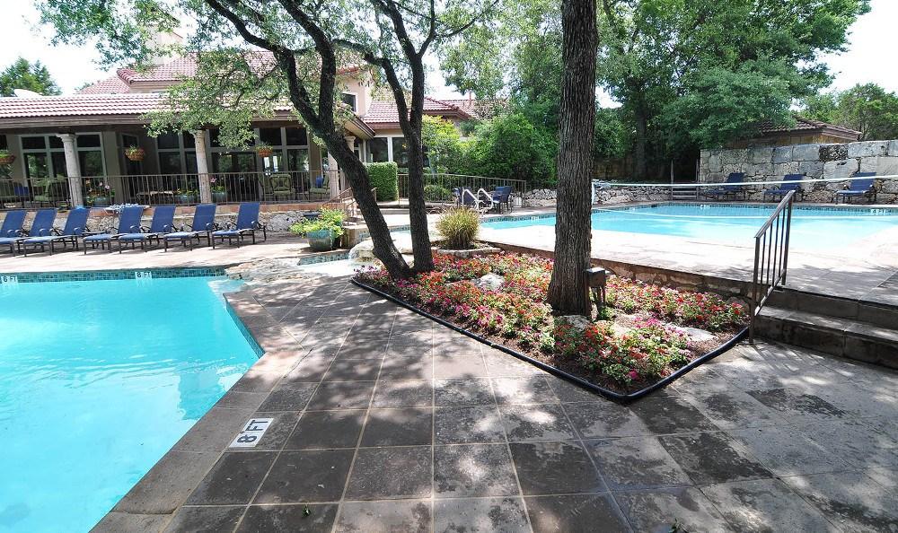 Swimming pool at Marquis at Caprock Canyon