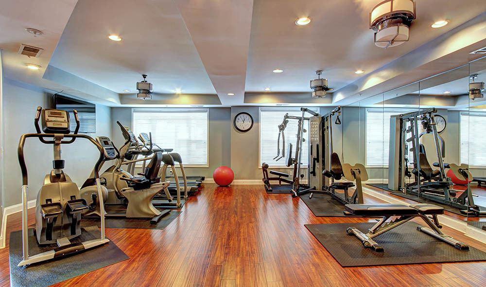 ... Gym At Marquis Midtown West, Atlanta