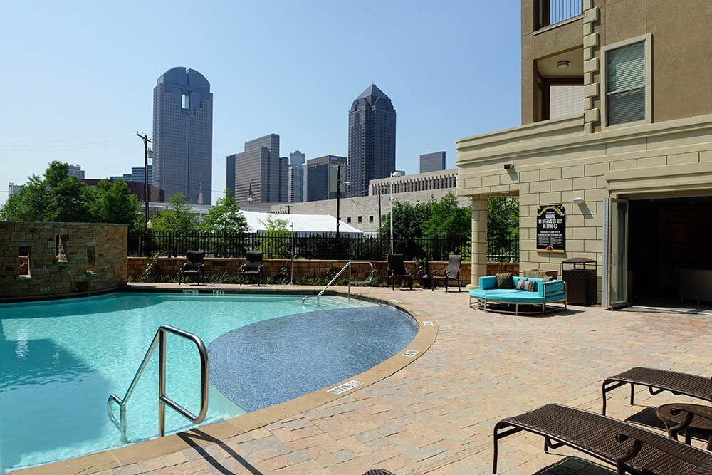 Apartments for Rent in Uptown Dallas, TX | The Marquis of ...