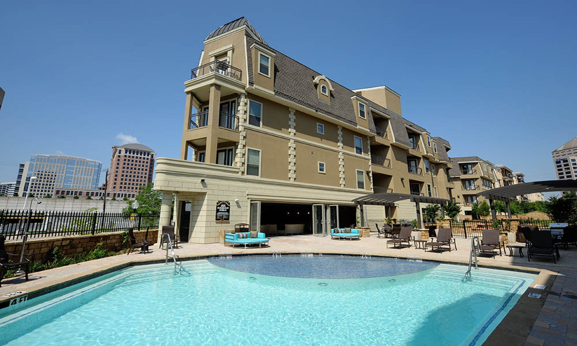 apartments for rent in uptown dallas, tx | the marquis of state thomas