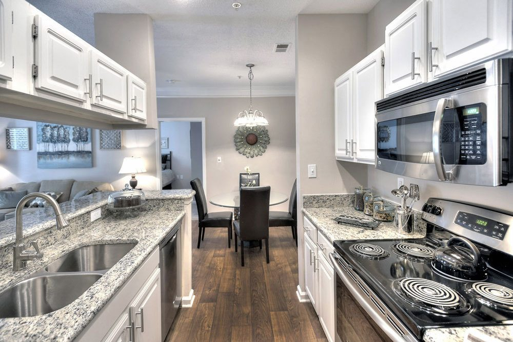 ... Ample Storage In The Kitchens On The Preserve At Ballantyne Commons ...