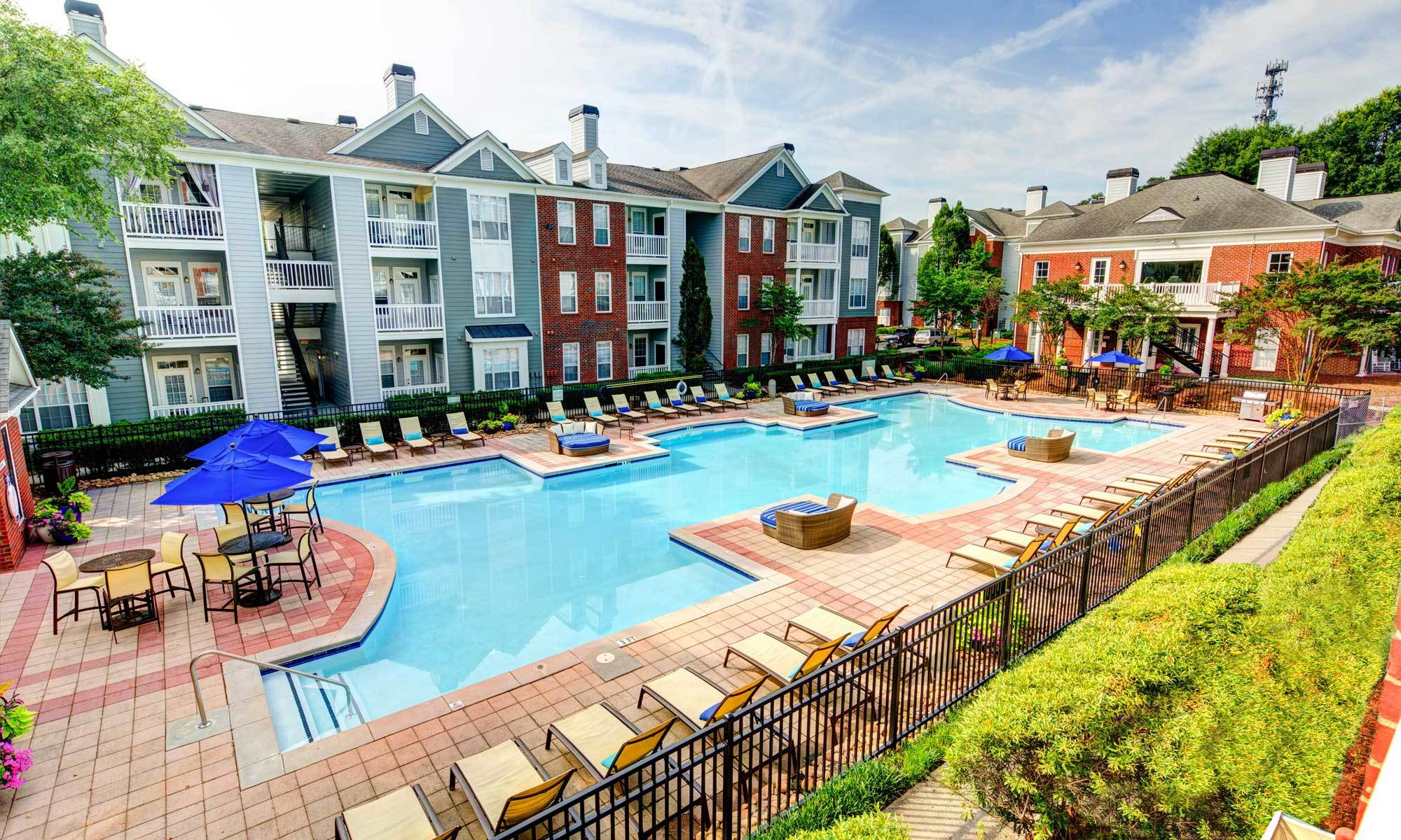 Apartments For Rent In Druid Hills Brookhaven GA The Marq At - Brookhaven ga on us map