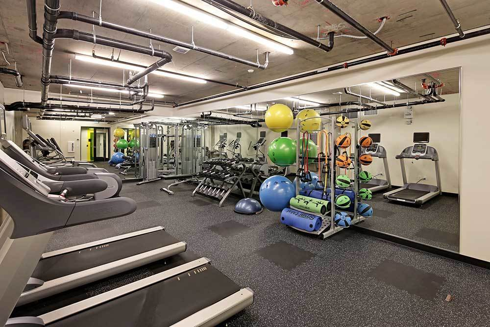 Fitness center at Anthem on 12th in WA
