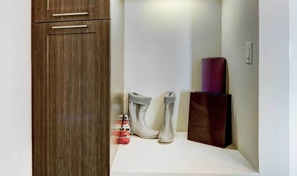 cabinetry at Marq 31