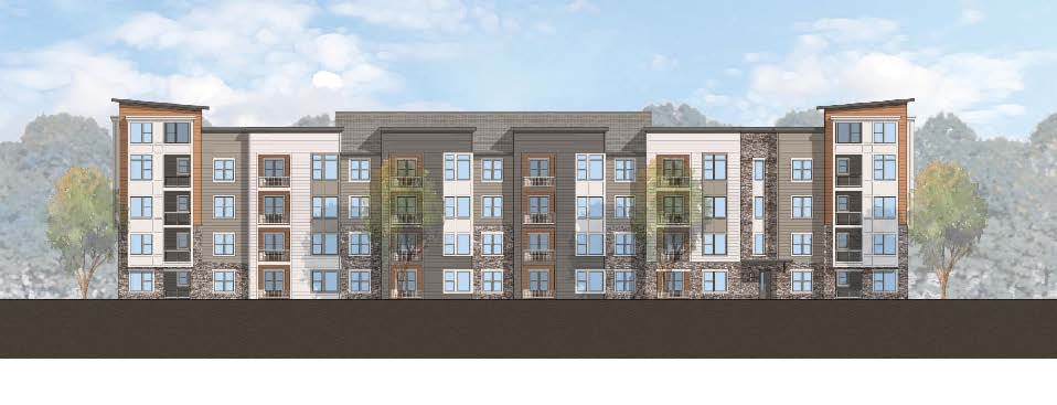 Flats At 540 is located in Apex, North Carolina