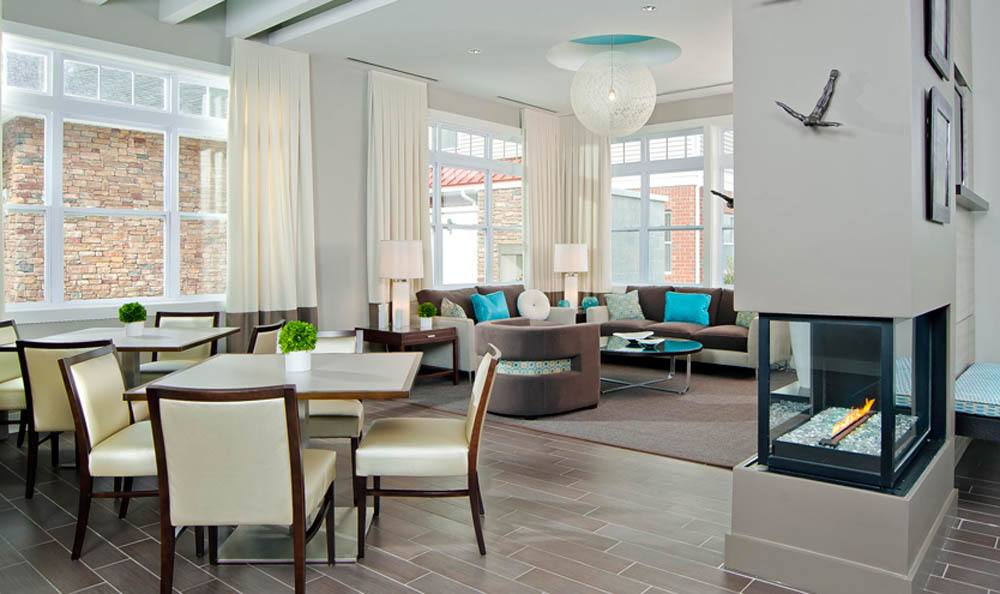 Entertain your guests with a fine dining experience at The Morgan in Chesapeake, VA