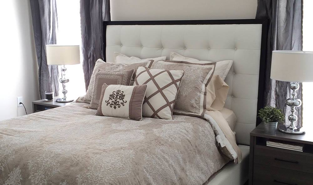 Decorate your new bedroom at The Morgan in Chesapeake, VA