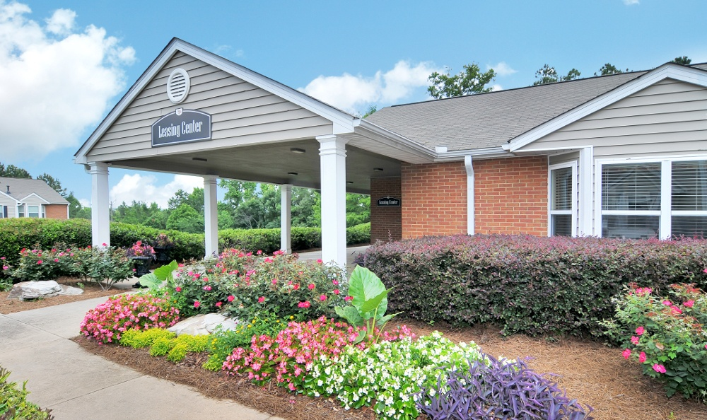 Leasing Office at our apartments in Stockbridge, GA